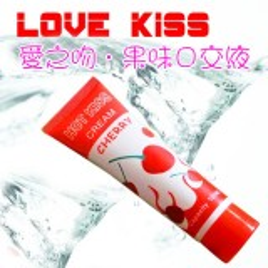 HOT KISS 櫻桃味口交、肛交、陰交潤滑液