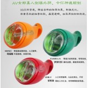 英國YouCups *呻吟-愛蜜莉男用自慰器(12變頻+USB)-紅色
