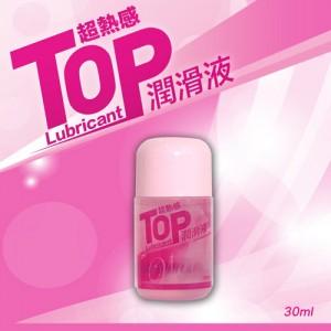 TOP潤滑液30ml 【超熱感】