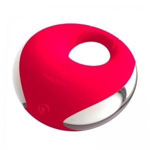 英國YouCups【圓舞曲系列】圍繞式聚焦震動環- 紅色