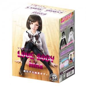 日本A-ONE *LOVE BODY hina 第7彈 M字腿充氣娃娃-進化版