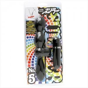 日本NPG*スリラーNo.5 《男女雙用電動按摩棒 》