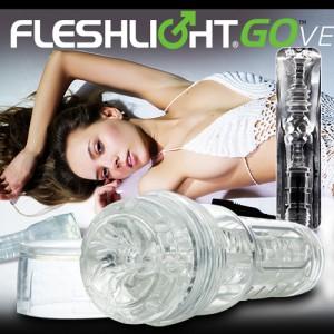 美國Fleshlight-GO 行動戀人Torque Ice 冰風暴款-特
