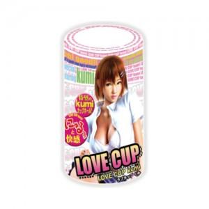 日本A-one*NEW LOVE CUP kumi [ニューラブカップ クミ]自慰杯