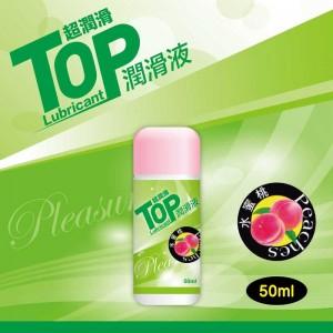 TOP水果潤滑液50ml-水蜜桃