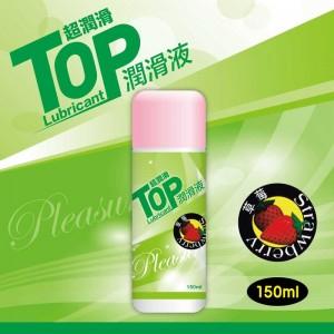 TOP水果潤滑液150ml-草莓