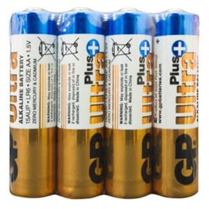 GP超霸超特強鹼性電池3號4入