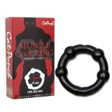 日本A-one*Cat Punch MUSCLE Cock RING 4Pearl 伸縮4珠男用環(10入裝)