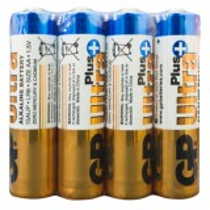 GP超霸‧超特強 鹼性電池4號 AA﹝4入經濟裝﹞*