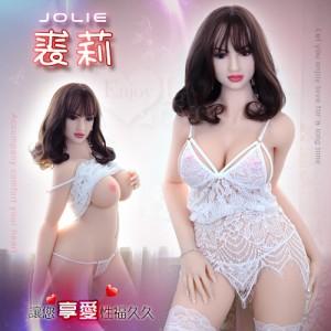 《Jolie 裘莉 - 星美人》 進化版 豐盈性感體態真人呈現﹝160cm / 40g﹞