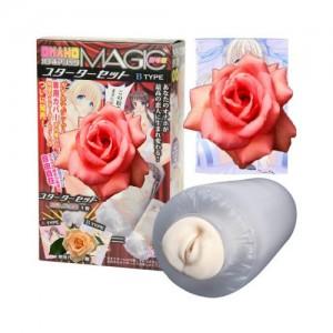 日本NPG*オナホマジック初号機 スターターセット B TYPE 充氣娃娃(初号機專用)