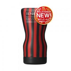 日本TENGA自慰杯15週年 擠捏杯強韌版(一次性使用商品)