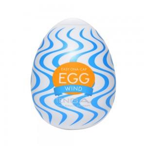 日本TENGA一次性奇趣蛋自慰蛋 EGG歡樂系列 EGG-W01徐風挺趣蛋(WIND)