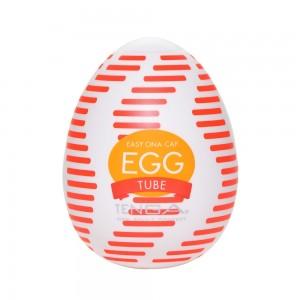 日本TENGA一次性奇趣蛋自慰蛋 EGG歡樂系列 EGG-W04穿梭挺趣蛋(TUBE)