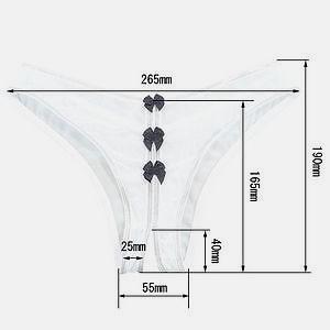 【日本Rends】ポケットオープンショーツ 特色口袋開叉性感內褲