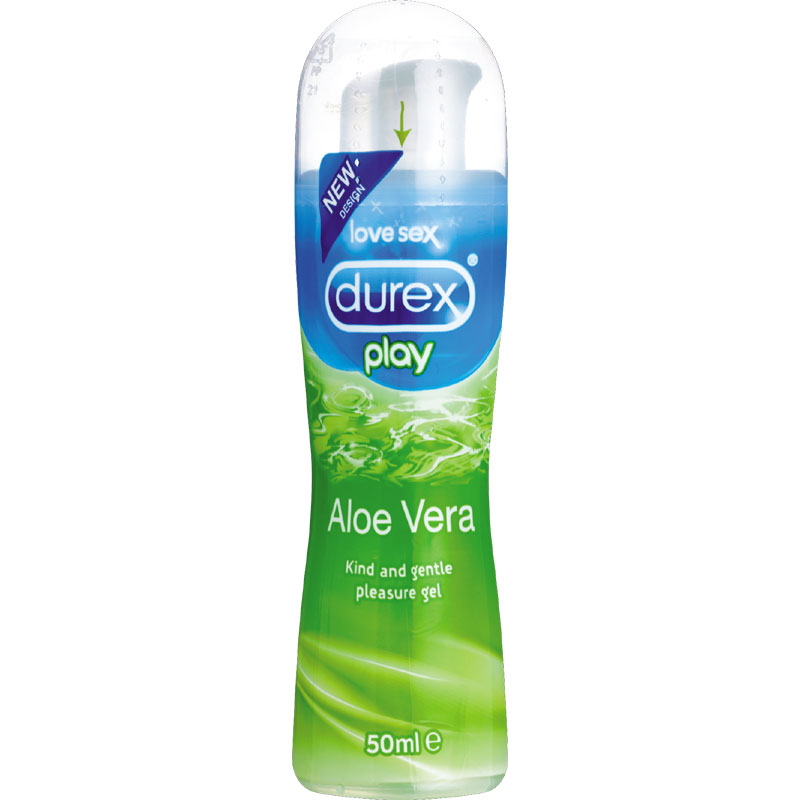 Durex play 杜蕾斯蘆薈情趣潤滑液劑 50ml