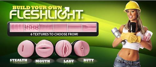 美國手電筒Fleshlight 粉紅後庭超級漩渦組