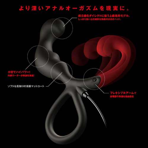 日本Wild One*Enemable R 前列腺10x12刺激器Type-2