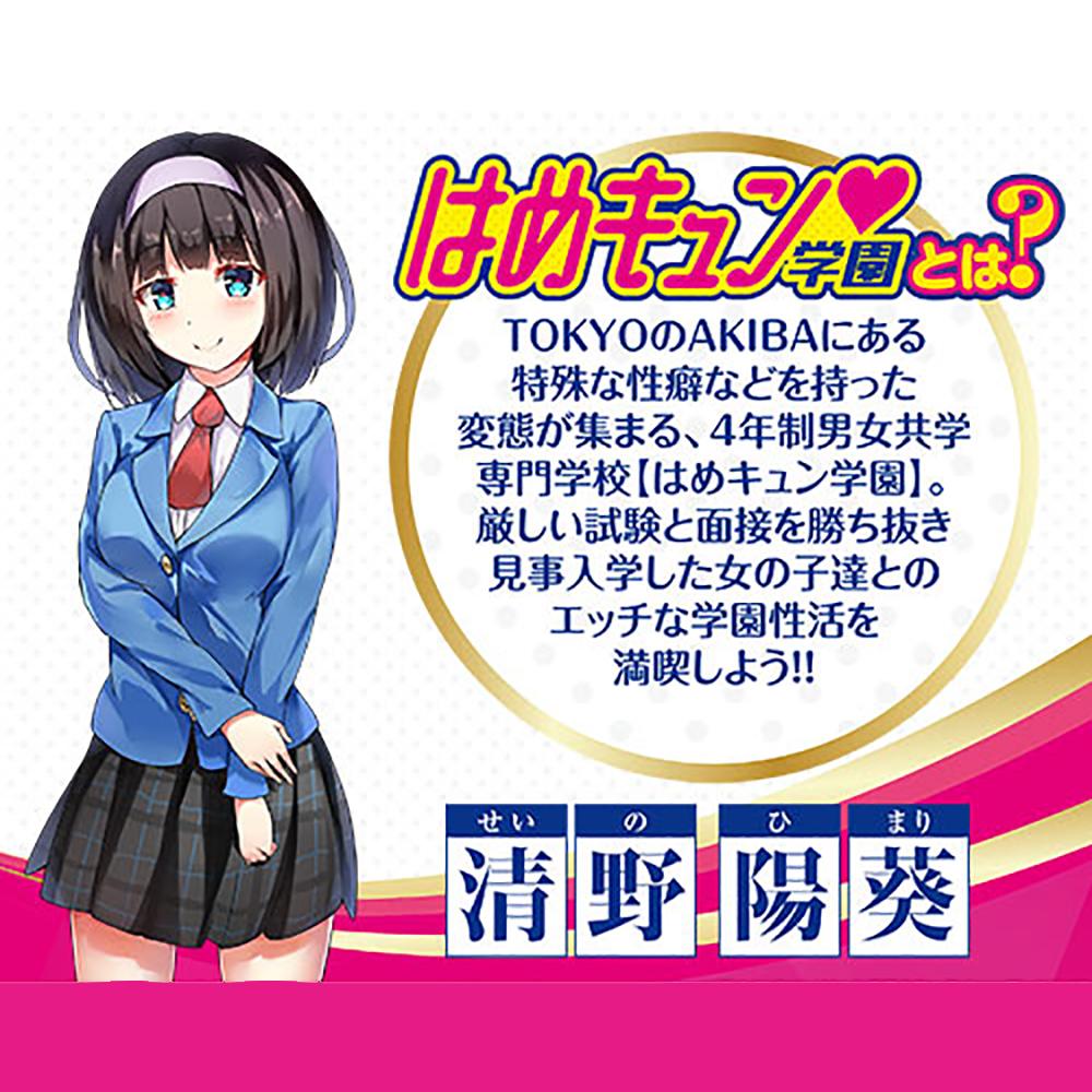 日本A-one妄想度學園等身大充氣娃娃清野陽葵(正常位)