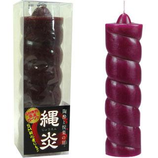 日本NPG*SM 縄炎(大)低溫蠟燭