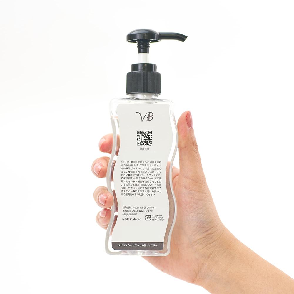 日本SSI JAPAN VB溫感型水溶性潤滑液170ml
