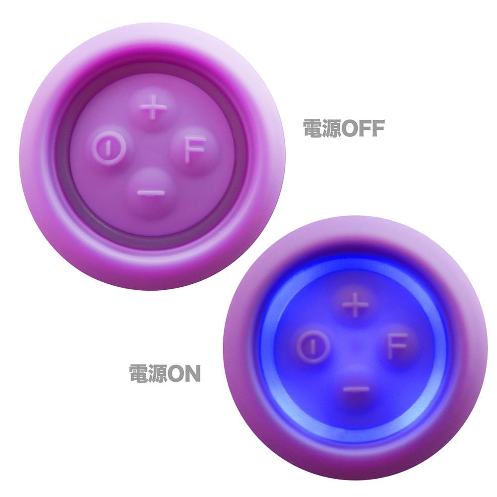 日本Wild One矛盾大對決CC1 Pink Dema10x5頻AV女優按摩棒(紫)